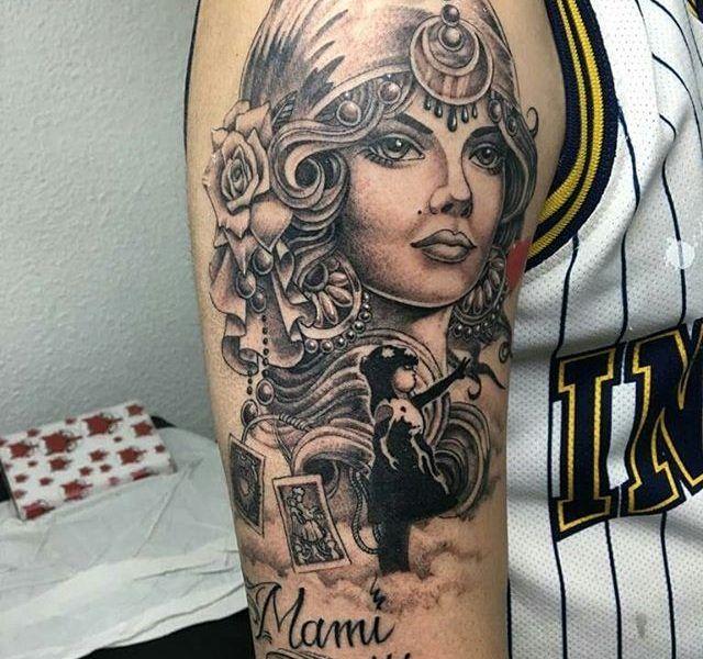 tatuaje nueva escuela