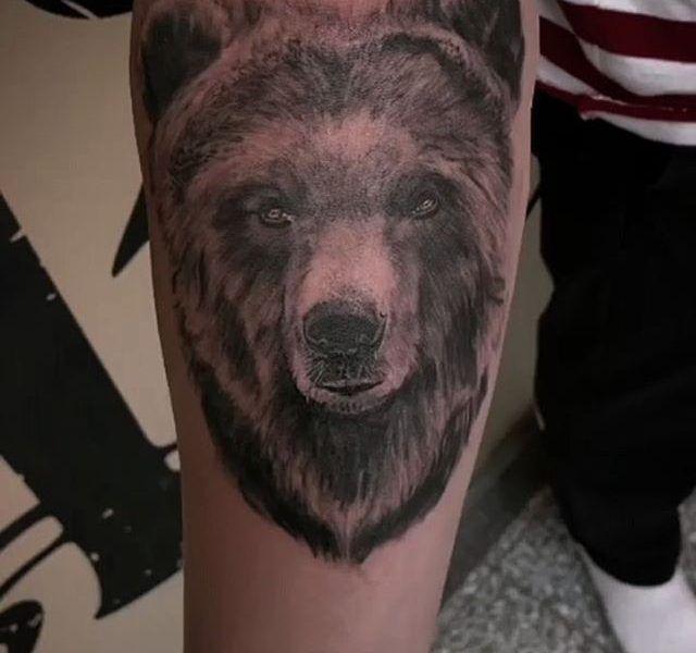 tatiajes oso