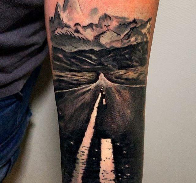 tatuaje realismo