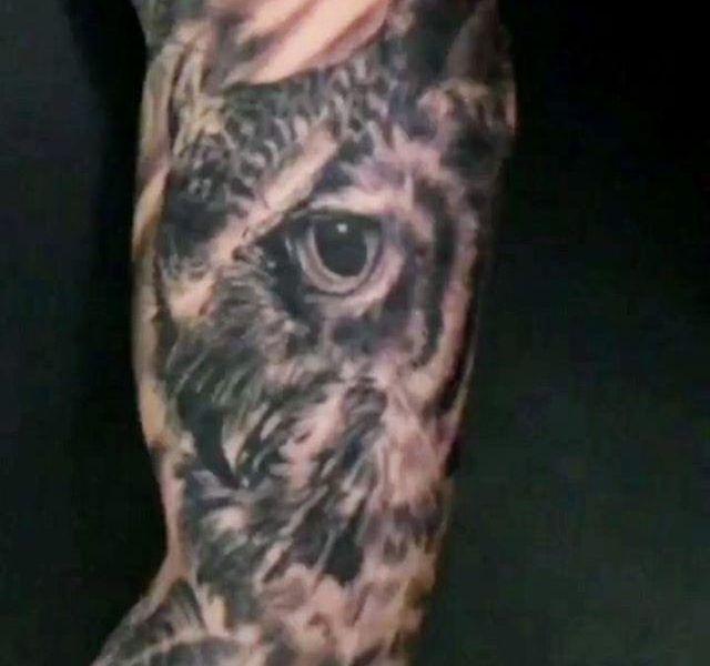 tatuajes buhos