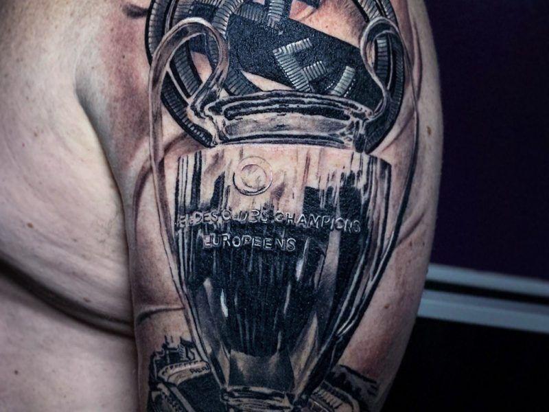 tatuajes real madrid