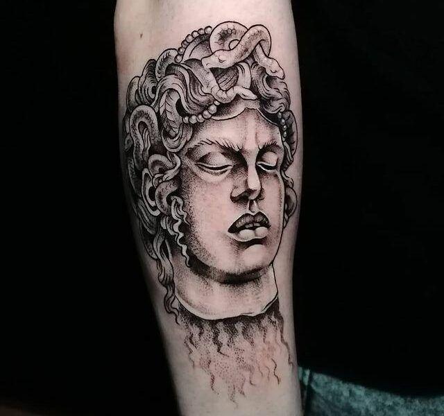 tatuajes griegos.
