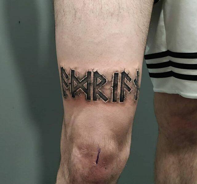 tatuajes runas