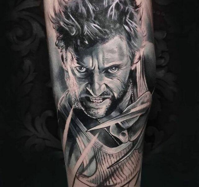 tatuajes realistas Marbel