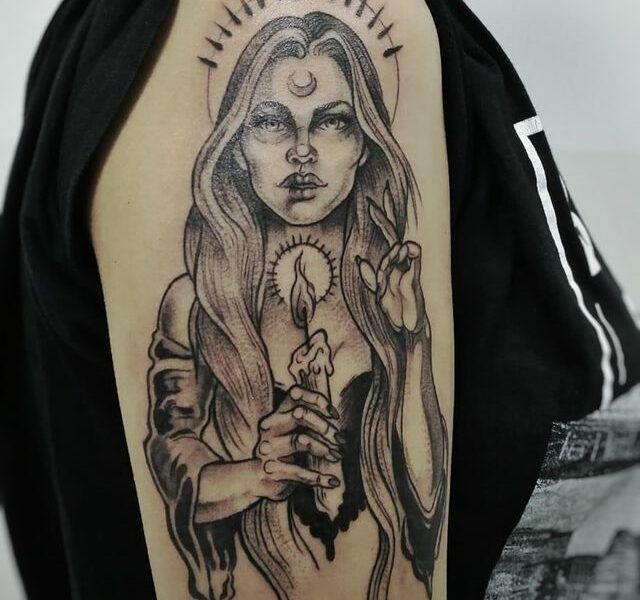 tatuajes nueva escuela