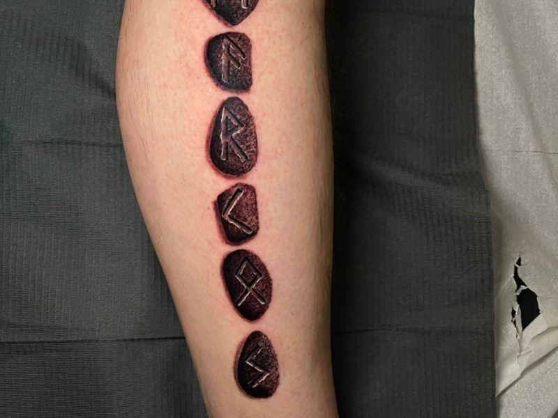 tatuajes de runas