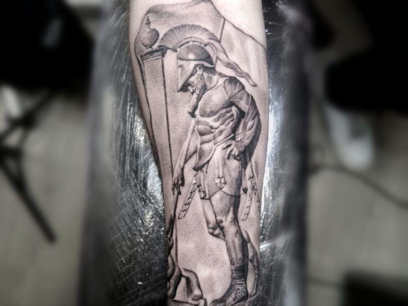 tatuajes esculturas