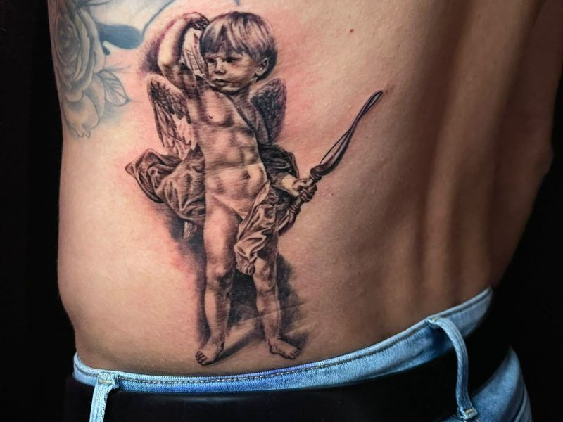 angeles tatuajes