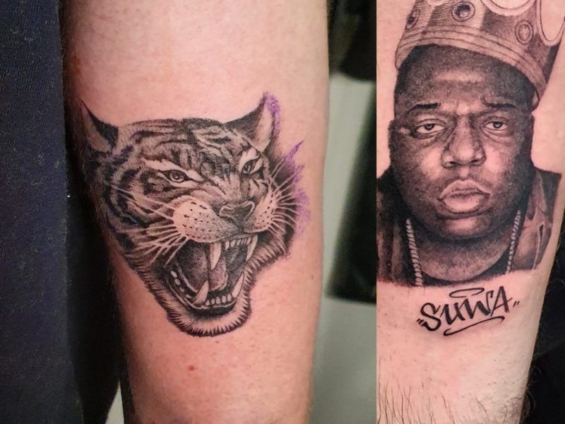 microrealismo tatuajes