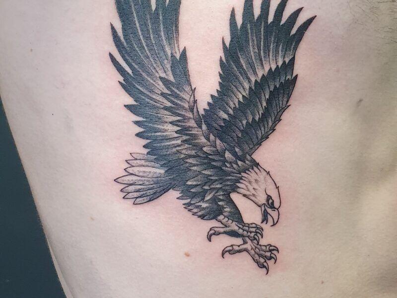 aguila tattoo