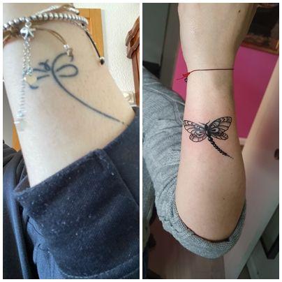 restauracion de tattoo