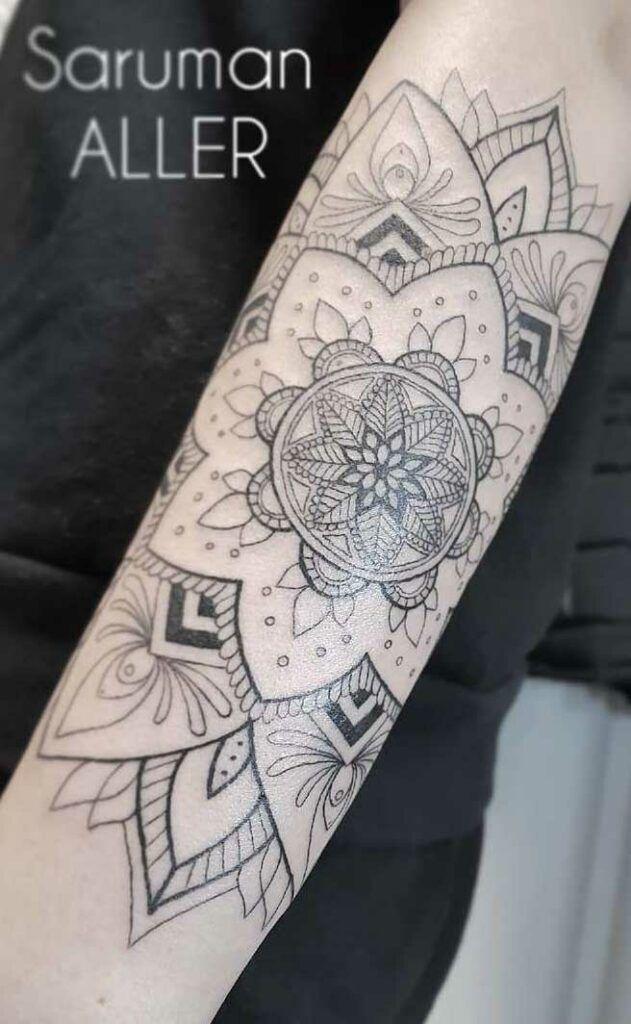 diseño tatuaje para mujer